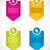 vektör · seçenekleri · ürün · seçim · kâğıt · dizayn - stok fotoğraf © place4design
