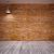 poster · kamer · lampen · gebouw · hout · bouw - stockfoto © podsolnukh