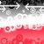 roze · pijl · verf · splatter · zwart · wit · grunge - stockfoto © pokerman