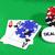 покер · пару · Тузы · фишки · для · покера · игральных · карт - Сток-фото © pokerman