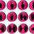 черный · фундаментальный · применение · Кнопки · помочь - Сток-фото © pokerman
