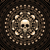 skulls and bones rosette stock photo © polygraphus
