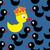 резиновые · утки · желтый · икона · иллюстрация · воды - Сток-фото © popaukropa
