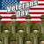 veterans day united states military against backdrop of america stock photo © popaukropa