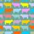 vaches · lait · illustration · vache · personnage - photo stock © popaukropa