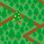 verde · árvores · vermelho · neve - foto stock © popaukropa
