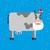 tehén · mikulás · haszonállat · szakáll · bajusz · karácsony - stock fotó © popaukropa