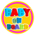 baby on board sign sticker on car with children stock photo © popaukropa