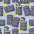 amarelo · metal · nuclear · desperdiçar · assinar · cor - foto stock © popaukropa