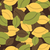 military texture of dumplings camouflage army seamless pattern stock photo © popaukropa