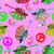 flower · power · hippie · colorido · paz · sinais - foto stock © popaukropa