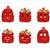 изолированный · знак · веселый · Рождества · коричневый - Сток-фото © popaukropa