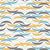 geometrik · süs · mavi · dalgalar · örnek - stok fotoğraf © popaukropa