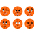 emotions basketball ball set expressions avatar sports game go stock photo © popaukropa