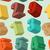 カラフル · 3D · 無限大記号 · アイコン · ロゴ · テンプレート - ストックフォト © popaukropa