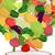 hortalizas · sopa · de · verduras · comida · vegetariana · cubrir · menú - foto stock © popaukropa