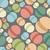 klasszikus · keret · körök · béka · textúra · terv - stock fotó © popaukropa