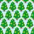 christmas tree seamless pattern holiday wood ornament trees de stock photo © popaukropa
