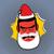 zangado · divertido · moço · barba · engraçado · óculos - foto stock © popaukropa