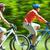 üç · tekerlekli · bisiklet · yol · çift · binicilik - stok fotoğraf © pressmaster