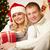 Merry couple stock photo © pressmaster
