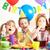 at birthday party stock photo © pressmaster