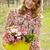 молодые · женщину · позируют · корзины - Сток-фото © pressmaster