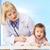 bebek · tıp · yetişkin · kadın · çocuk · doktoru - stok fotoğraf © pressmaster