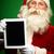 touchpad · portret · kerstman · naar - stockfoto © pressmaster