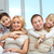 Friendly family  stock photo © pressmaster