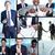 collage · zakenlieden · verschillend · business · vrouw · hand - stockfoto © pressmaster