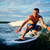 mer · jeunes · été · eau · vague - photo stock © pressmaster