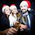 İş · ortaklarımız · tost · şampanya · şirket · olay · kutlama - stok fotoğraf © pressmaster