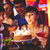 verjaardag · portret · blijde · meisje · verjaardagstaart - stockfoto © pressmaster