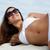 belo · imagem · feminino · branco · biquíni - foto stock © pressmaster