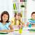 uczniowie · szkoły · praca · domowa · edukacji · podstawowy · szkoła · podstawowa - zdjęcia stock © pressmaster