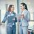 interacting females stock photo © pressmaster