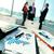 documentos · local · de · trabalho · imagem · negócio · três · parceria - foto stock © pressmaster
