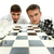 two chess players stock photo © pressmaster