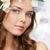 pacífico · primavera · retrato · encantador · jóvenes · dama - foto stock © pressmaster