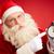 торопить · Рождества · указывая · часы - Сток-фото © pressmaster