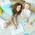 счастливым · Creative · дети · рисунок · домой · детство - Сток-фото © pressmaster