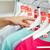 regarder · vêtements · photo · humaine · mains - photo stock © pressmaster