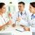 médicaux · consultation · portrait · patient · hôpital · femme - photo stock © pressmaster
