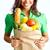 diferente · legumes · grande · comida · branco - foto stock © pressmaster
