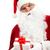 веселый · Рождества · фото · счастливым · Дед · Мороз · небольшой - Сток-фото © pressmaster