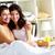 couple in bed stock photo © pressmaster