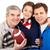 Sportive family stock photo © pressmaster