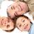 Smiling family stock photo © pressmaster