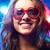 occhiali · occhiali · donna · primo · piano · ritratto · indossare - foto d'archivio © pressmaster